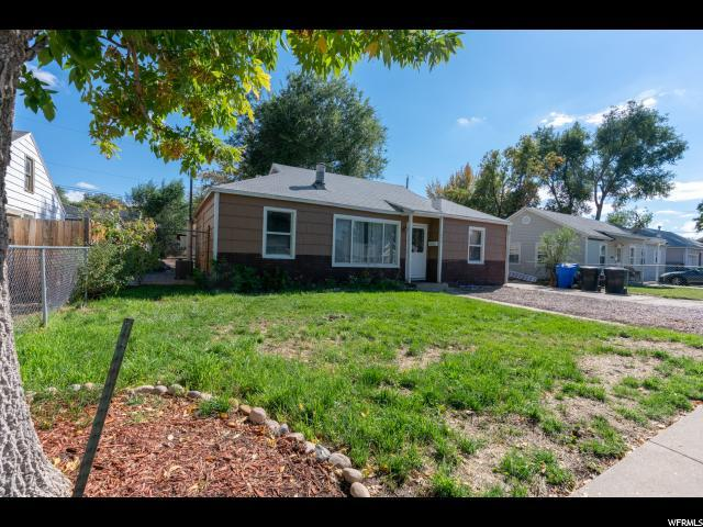 1858 N 250 W, Sunset, UT 84015 (#1587969) :: Exit Realty Success