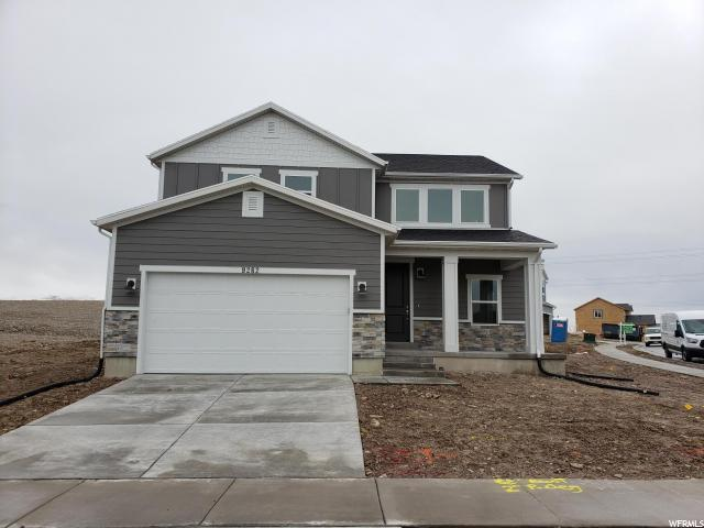9262 N Vernham Ln #109, Eagle Mountain, UT 84043 (#1587991) :: goBE Realty