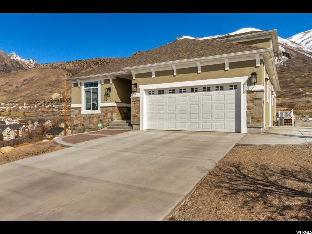 4012 W Sandalwood Dr N, Cedar Hills, UT 84062 (#1587999) :: The Canovo Group