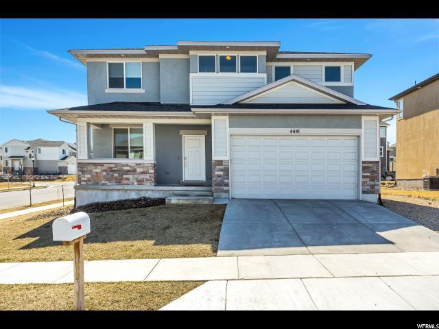 4441 W Lower Meadow Dr S, Herriman, UT 84096 (#1588023) :: Big Key Real Estate