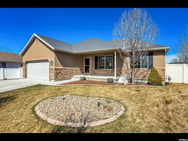 1991 E Shadow Dr, Eagle Mountain, UT 84005 (#1588030) :: goBE Realty