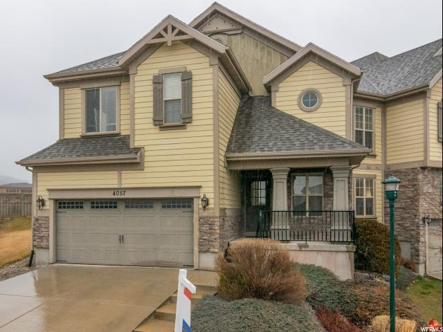 4057 E Oakland Hills Dr, Eagle Mountain, UT 84005 (#1588045) :: goBE Realty