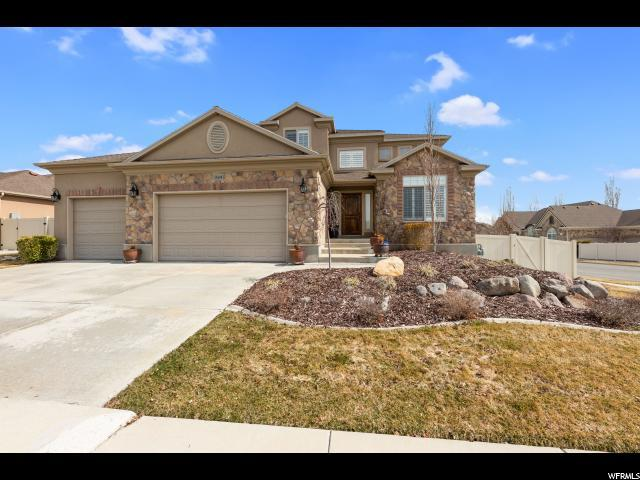 13499 S Muhlenburg Way W, Riverton, UT 84065 (#1588046) :: goBE Realty
