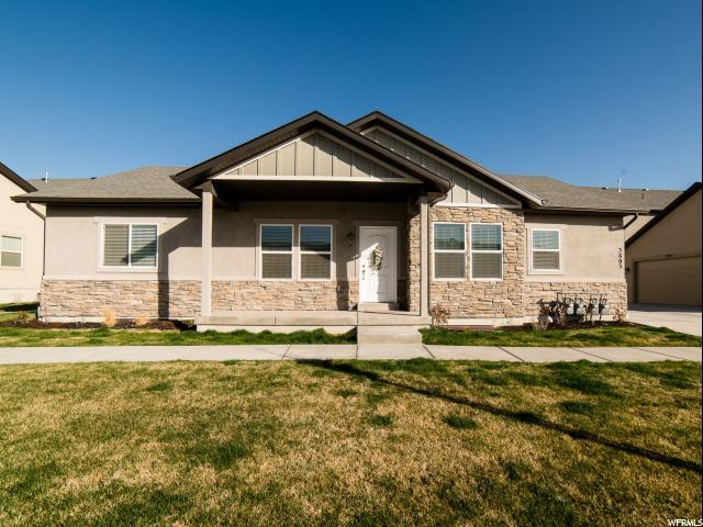 3803 E Cunninghill Dr, Eagle Mountain, UT 84005 (#1588061) :: goBE Realty