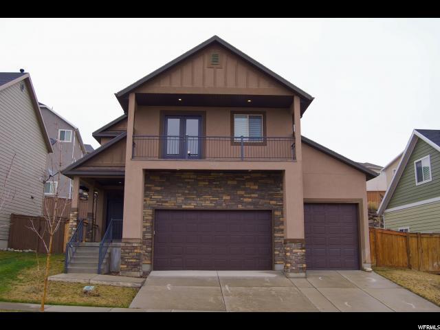 4062 Heatherfield Ln, Lehi, UT 84043 (#1588065) :: Colemere Realty Associates