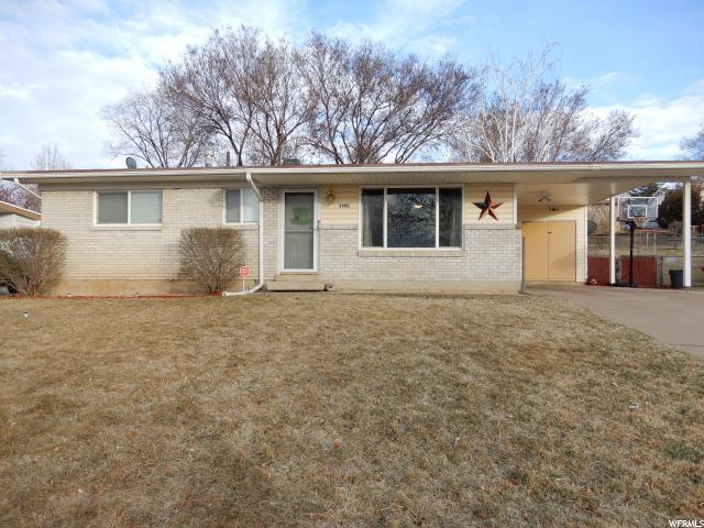 3900 S 2275 W, Roy, UT 84067 (#1588087) :: Bustos Real Estate | Keller Williams Utah Realtors