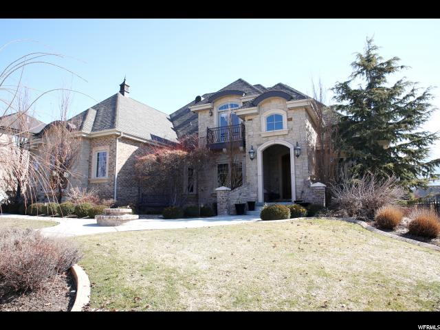 12426 N Timberline Dr W, Highland, UT 84003 (#1588102) :: goBE Realty