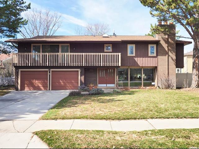 4838 S 1395 E, Holladay, UT 84117 (#1588106) :: goBE Realty