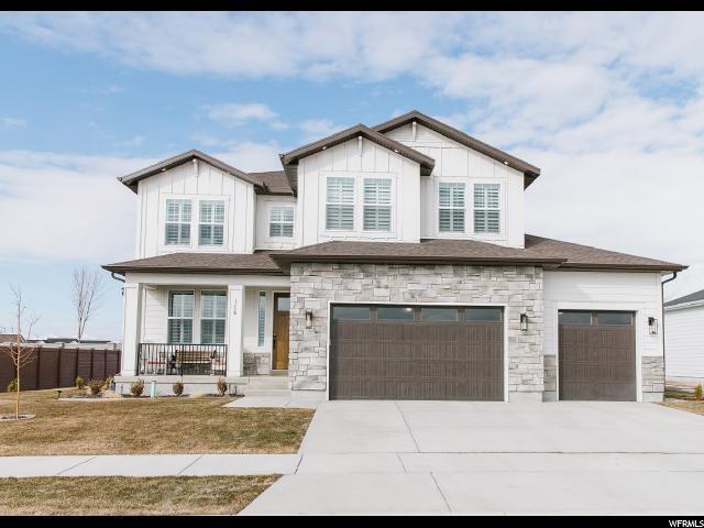 106 W 350 N, Vineyard, UT 84059 (#1588113) :: Bustos Real Estate | Keller Williams Utah Realtors