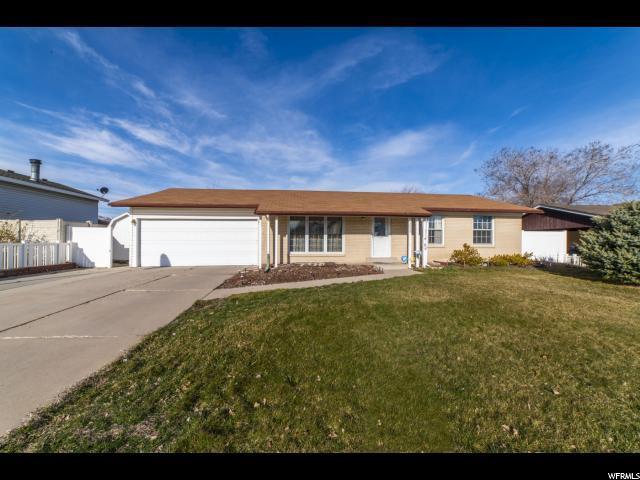 3666 S Bannock St W, West Valley City, UT 84120 (#1588116) :: Bustos Real Estate | Keller Williams Utah Realtors