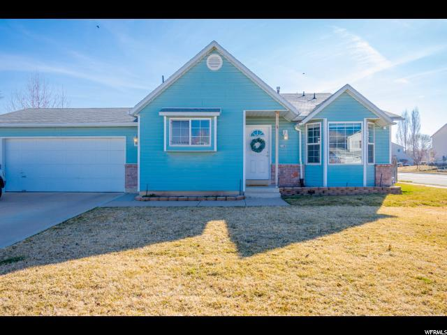 2186 N 2290 W, Clinton, UT 84015 (#1588117) :: Bustos Real Estate | Keller Williams Utah Realtors