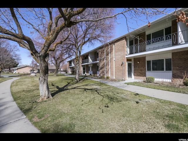 700 E Three Fountains Cir S #66, Murray, UT 84107 (#1588121) :: Big Key Real Estate