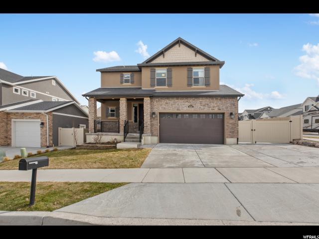 4283 W Lower Meadow, Herriman, UT 84096 (#1588140) :: Big Key Real Estate