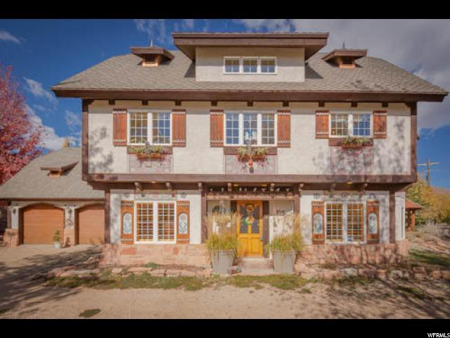 725 N Homestead Dr, Midway, UT 84049 (#1588153) :: Exit Realty Success