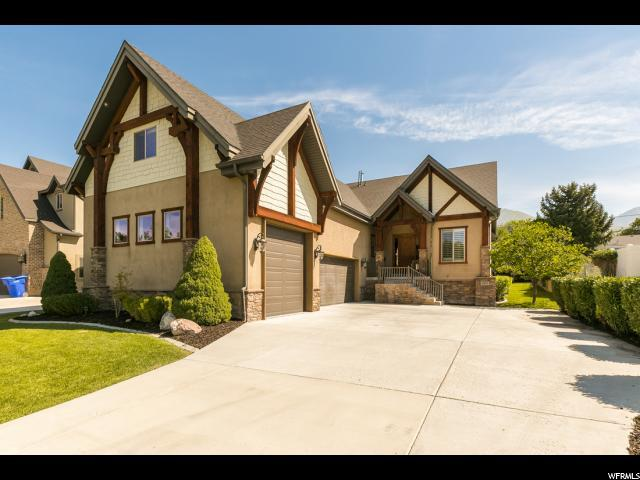 6515 S 2365 E, Cottonwood Heights, UT 84121 (#1588164) :: Colemere Realty Associates