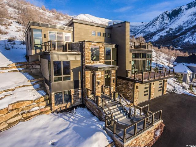 4498 E Wyndom Ct N #508, Emigration Canyon, UT 84108 (#1588207) :: Exit Realty Success