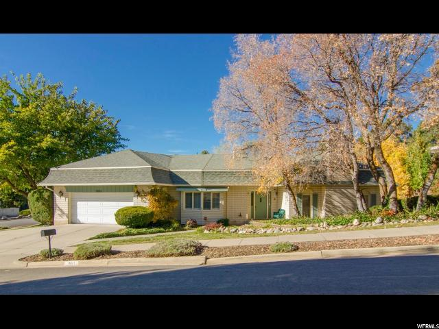 3621 E Escalade Ave S, Cottonwood Heights, UT 84121 (#1588212) :: goBE Realty