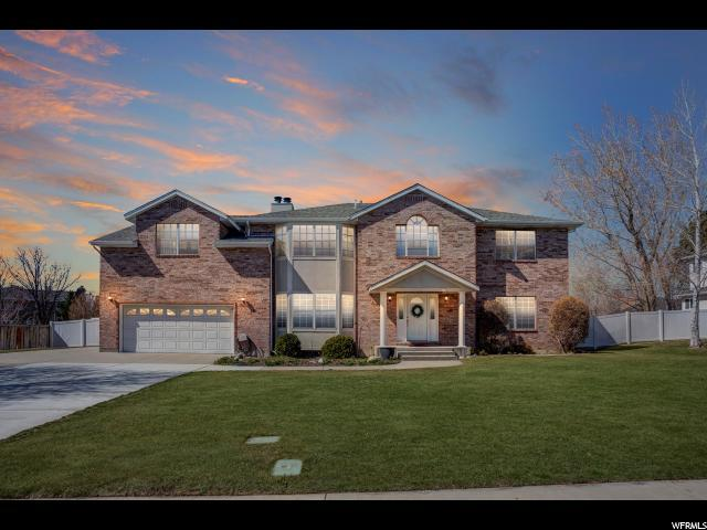10637 N Jerling Dr, Highland, UT 84003 (#1588216) :: The Canovo Group