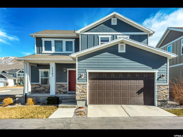 15183 S Liberty Bell Dr W, Bluffdale, UT 84065 (#1588228) :: Colemere Realty Associates