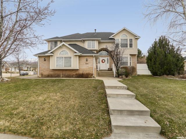 927 Willow Wood Ln, Kaysville, UT 84037 (#1588269) :: Colemere Realty Associates