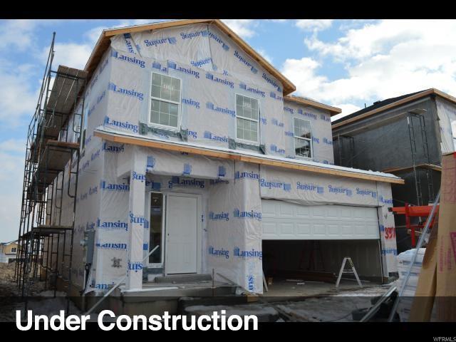 2511 N Wister Ln W, Lehi, UT 84043 (#1588295) :: Big Key Real Estate