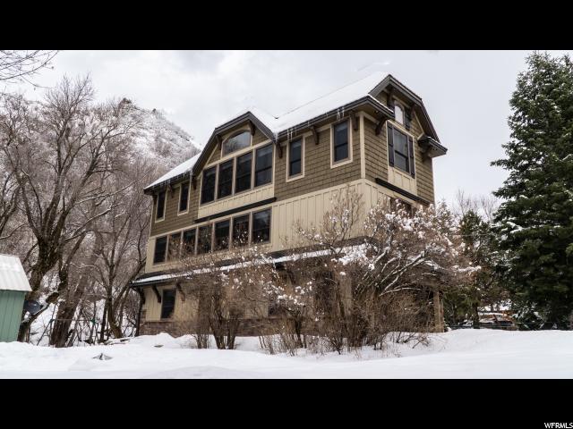 6692 Fairfax Dr, Provo Canyon, UT 84604 (#1588316) :: Big Key Real Estate