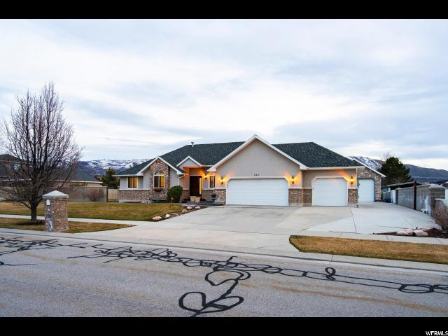 242 E Day Meadow Dr S, Draper, UT 84020 (#1588317) :: Exit Realty Success