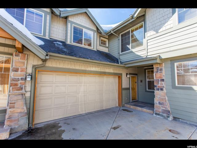 5975 N Fox Point Cir C1, Park City, UT 84098 (MLS #1588329) :: High Country Properties