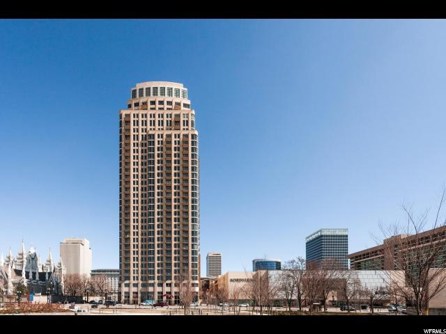 99 W South Temple St #2401, Salt Lake City, UT 84101 (#1588349) :: goBE Realty