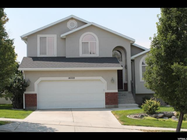 14222 S Friendship Dr W, Herriman, UT 84096 (#1588352) :: Big Key Real Estate