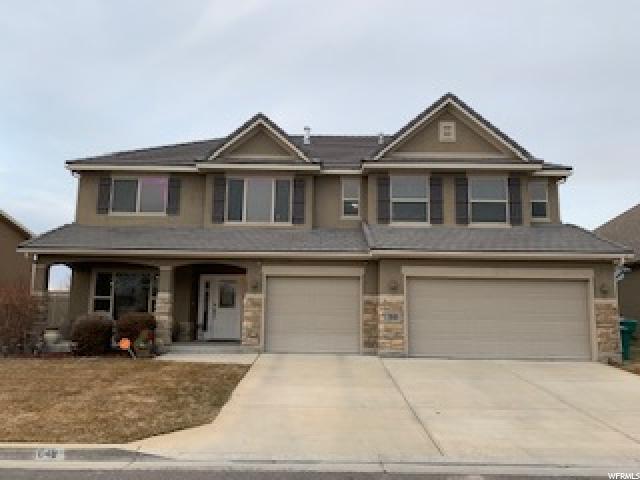 1848 W Grays Place S, Lehi, UT 84043 (#1588360) :: Big Key Real Estate