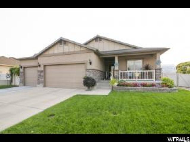 1487 N 1800 W, Lehi, UT 84043 (#1588366) :: Big Key Real Estate