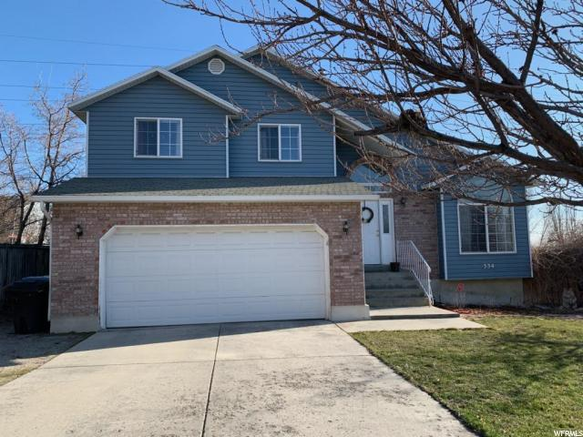 334 E 2000 N, Orem, UT 84057 (#1588369) :: The Utah Homes Team with iPro Realty Network