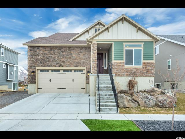 357 Delgada Ln W, Stansbury Park, UT 84074 (#1588374) :: Big Key Real Estate