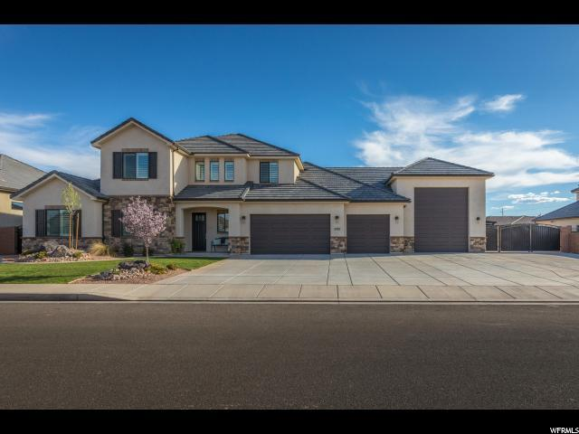 3062 E 2550 St S, St. George, UT 84790 (#1588376) :: Bustos Real Estate | Keller Williams Utah Realtors
