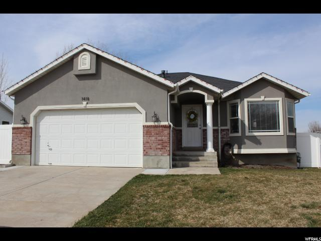 1418 S 1000 W, Woods Cross, UT 84087 (#1588380) :: Big Key Real Estate