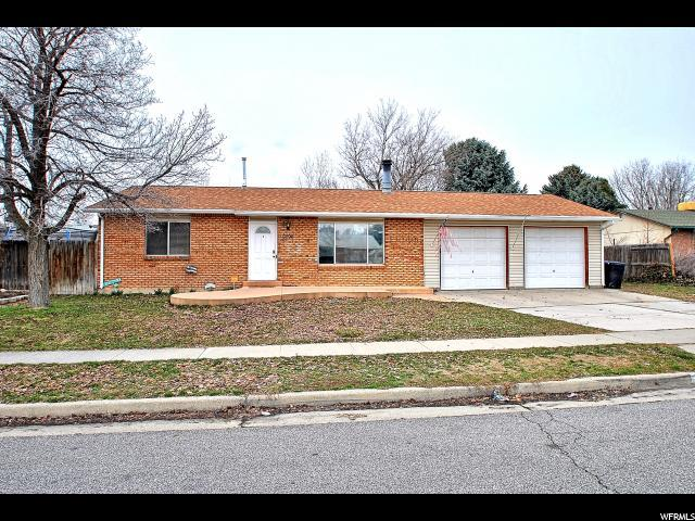 6296 S Dusty Crk, Taylorsville, UT 84129 (#1588383) :: RE/MAX Equity