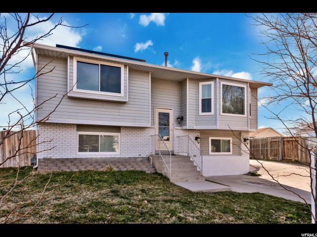 4053 S Powder Ridge Dr W, West Valley City, UT 84128 (#1588393) :: Big Key Real Estate