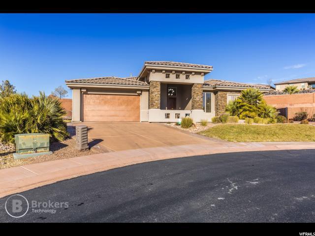 1795 N Snow Canyon Pkwy #3, St. George, UT 84770 (#1588395) :: Big Key Real Estate