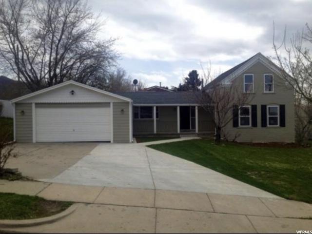 780 E Center St, Bountiful, UT 84010 (#1588396) :: Big Key Real Estate