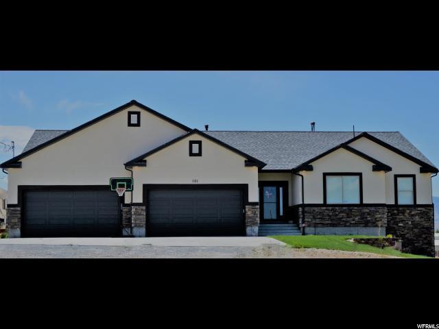 101 Castagno Rd, Vernon, UT 84080 (#1588416) :: Bustos Real Estate   Keller Williams Utah Realtors