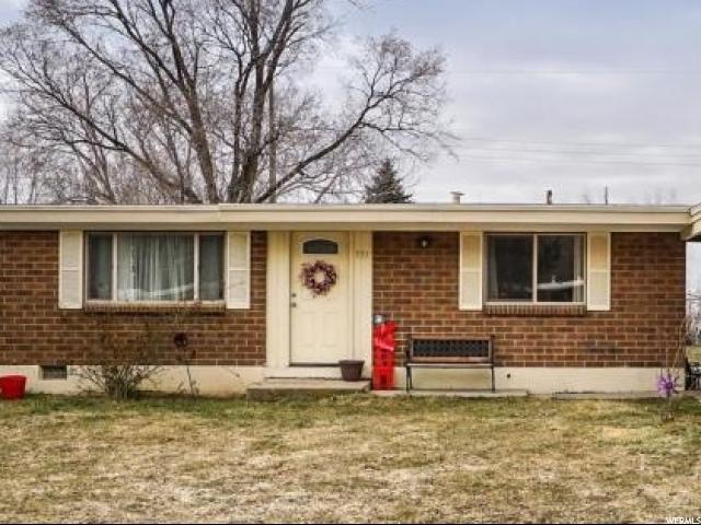 933 N Jefferson Ave E, Ogden, UT 84404 (#1588418) :: Bustos Real Estate | Keller Williams Utah Realtors