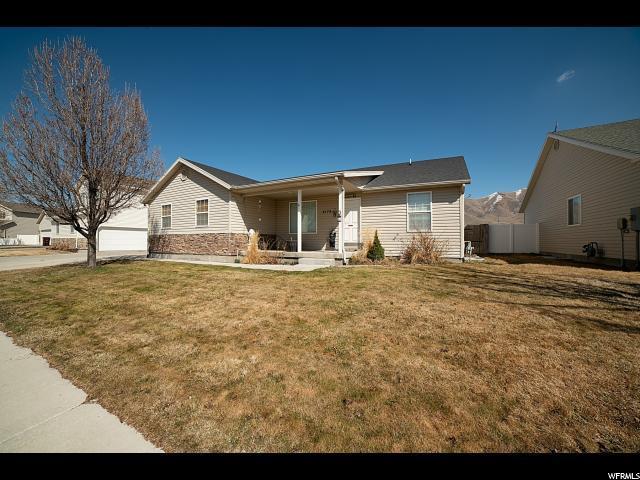 4176 N White Pine Rd, Eagle Mountain, UT 84005 (#1588447) :: Big Key Real Estate