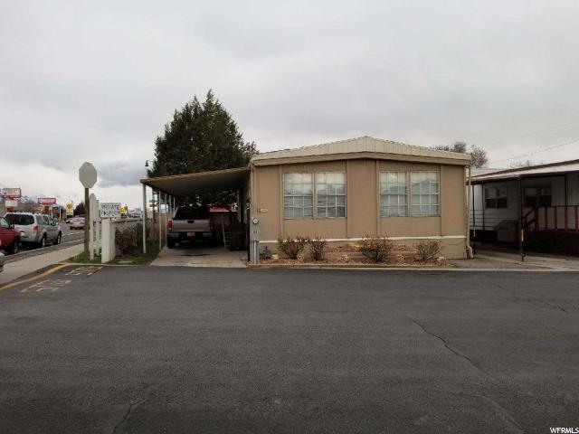 597 N State St W #55, Orem, UT 84057 (#1588452) :: Big Key Real Estate