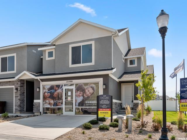5151 W Duet Dr #2033, Herriman, UT 84096 (#1588472) :: The Canovo Group