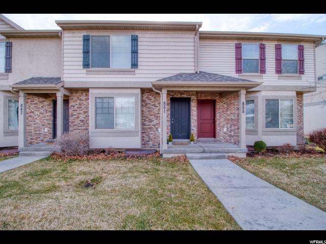 851 N Independence Ave, Provo, UT 84604 (#1588480) :: Big Key Real Estate