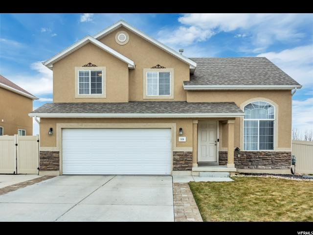 539 W Bountiful Way, Saratoga Springs, UT 84045 (#1588484) :: The Canovo Group