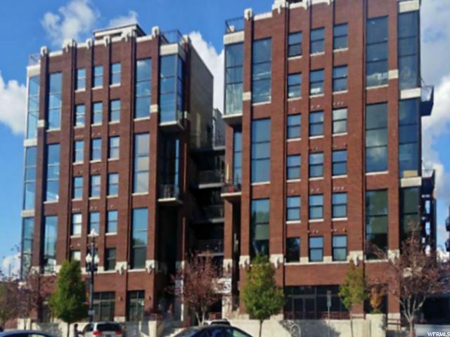 360 W 300 S #416, Salt Lake City, UT 84101 (MLS #1588485) :: Lawson Real Estate Team - Engel & Völkers