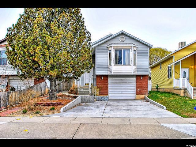 3188 S Jason Pl, Salt Lake City, UT 84119 (MLS #1588490) :: Lawson Real Estate Team - Engel & Völkers