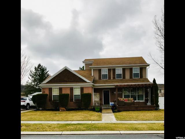 376 E Thornberry Dr S, Draper, UT 84020 (#1588492) :: Bustos Real Estate | Keller Williams Utah Realtors